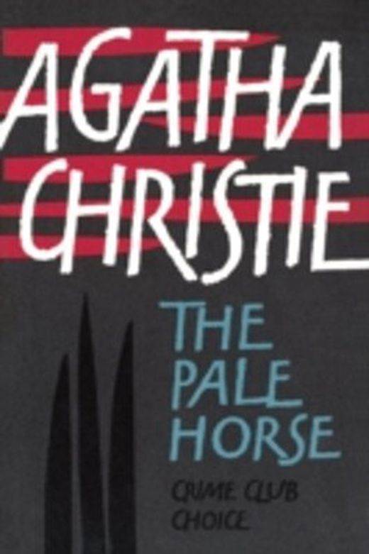 The pale horse 9780007395729 xxl