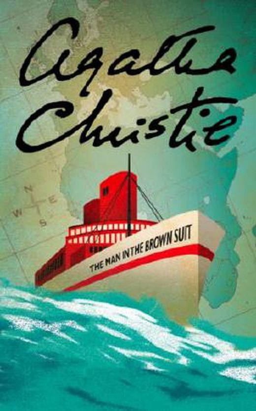 The man in the brown suit  agatha christie collection  9780007422449 xxl