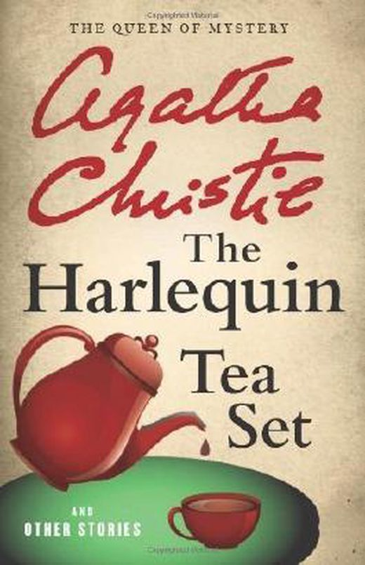The harlequin tea set and other stories  agatha christie collection   written by agatha christie  20 8601417128947 xxl