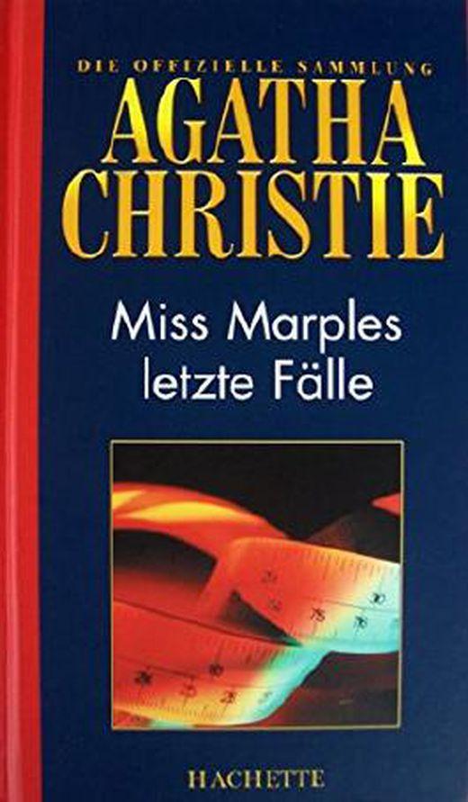 Miss marples letzte falle   die offizielle sammlung    beiheft  b00pjx176e xxl