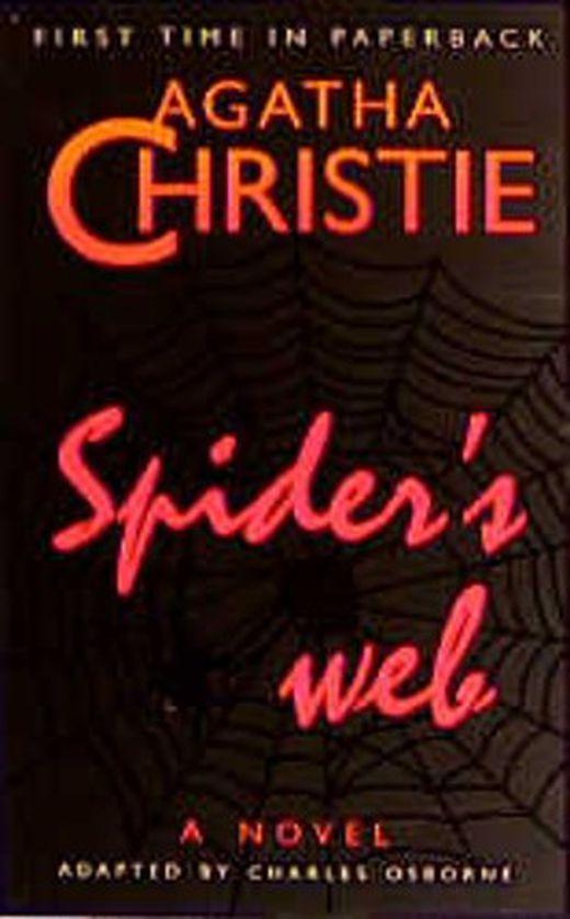 Spider s web 9780006514930 xxl