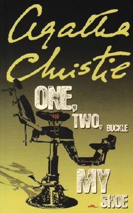 One  two  buckle my shoe  poirot  by christie  agatha  2008  paperback b00llo8axi xxl
