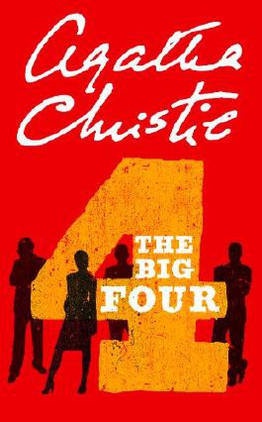 The big four  poirot  9780007422166 xxl