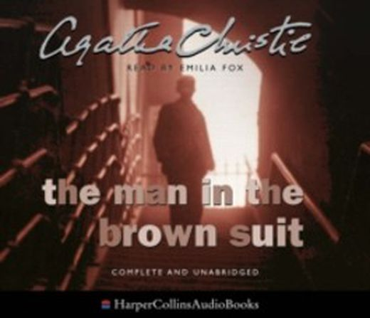 The man in the brown suit 9780007210497 xxl