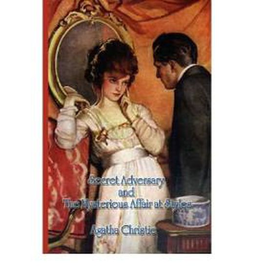 Secret adversary and the mysterious affair at styles  paperback    common 0884895695646 xxl