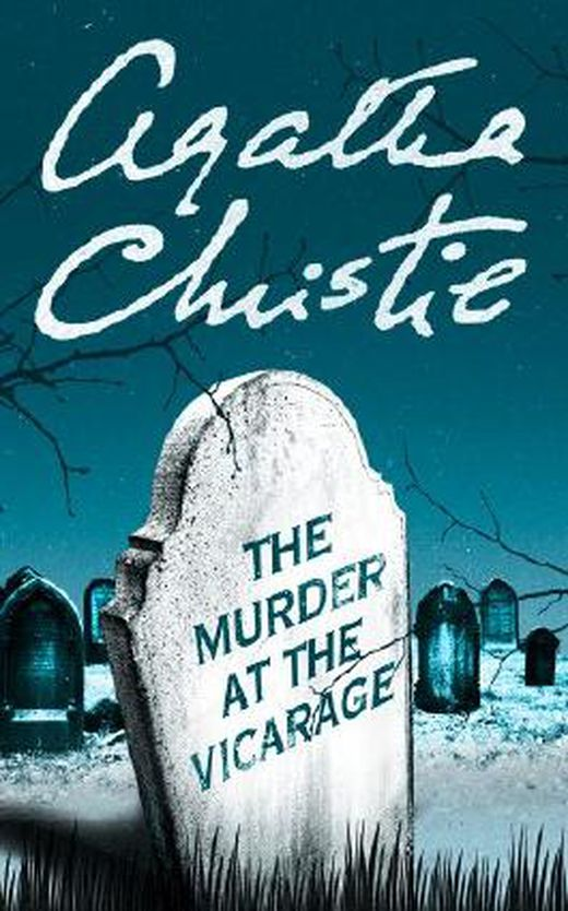 The murder at the vicarage  miss marple  9780007422494 xxl