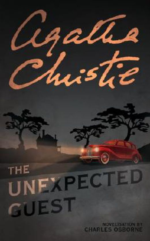 The unexpected guest  novelisation 9780007423033 xxl