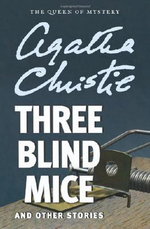 Three blind mice and other stories by christie  agatha  2012  paperback b00mxczigo xxl