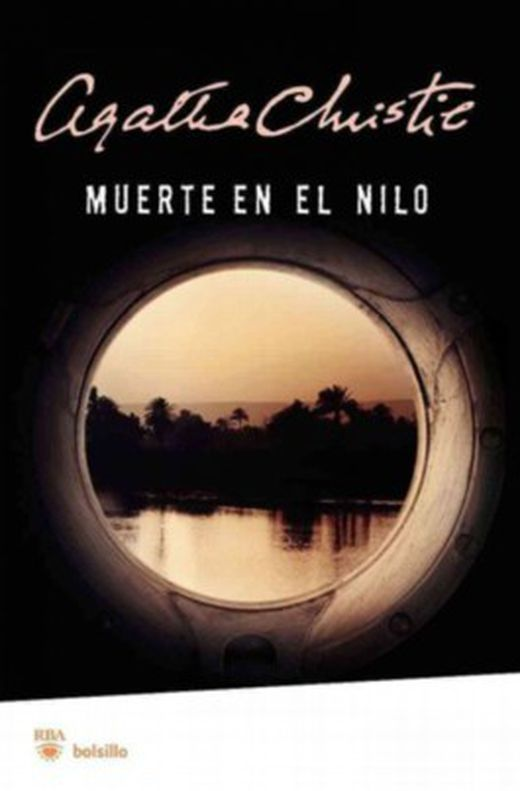 Muerte en el nilo  death on the nile 9788498675801 xxl