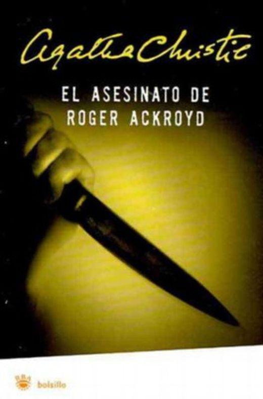 El asesinato de roger ackroyd  the murder of roger ackroyd 9788479015435 xxl