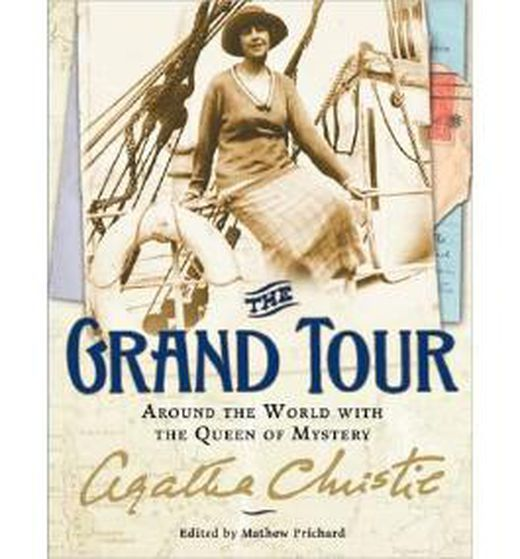 the grand tour  by christie  agatha   hardcover  b00ih18902 xxl