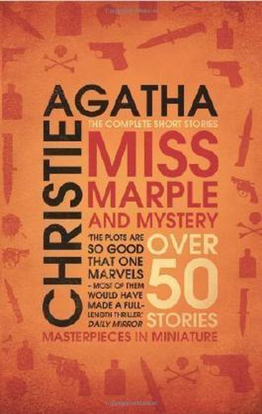 Miss marple and mystery  the complete short stories  miss marple  by christie  agatha  2008  b00c6p6dlm xxl