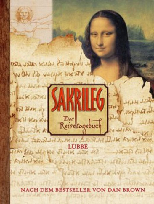 Reisetagebuch sakrileg 9783785722541 xxl