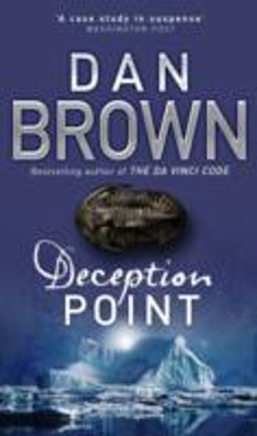 Deception point  meteor  engl  ausg  9780552161244 xxl