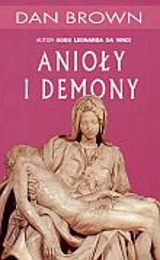 Anioly i demony  angels and demons  9788373592377 xxl