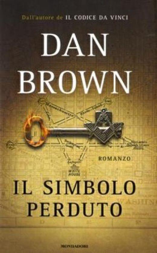 Il simbolo perduto  das verlorene symbol  italienische ausgabe 9788804596745 xxl