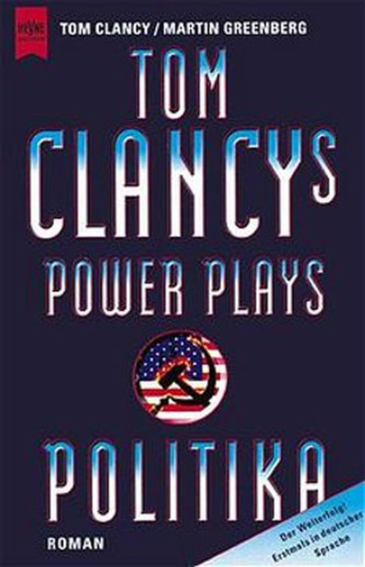 Tom clancy s power plays  politika 9783453129399 xxl