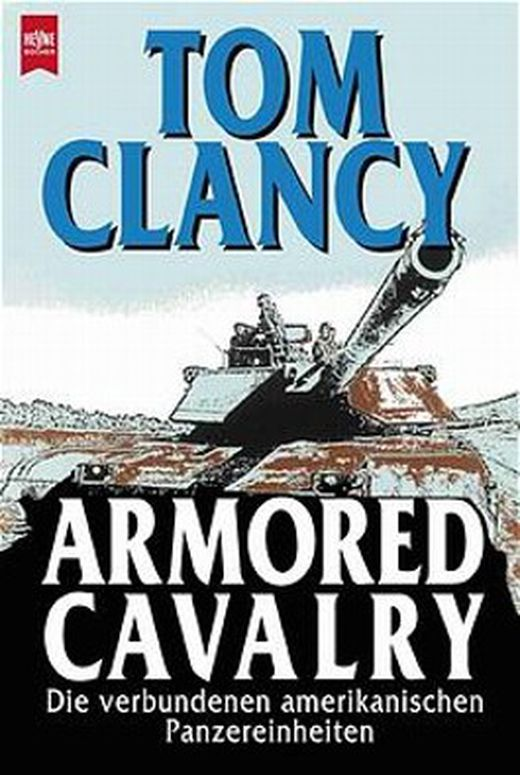 Armored cavalry 9783453155411 xxl