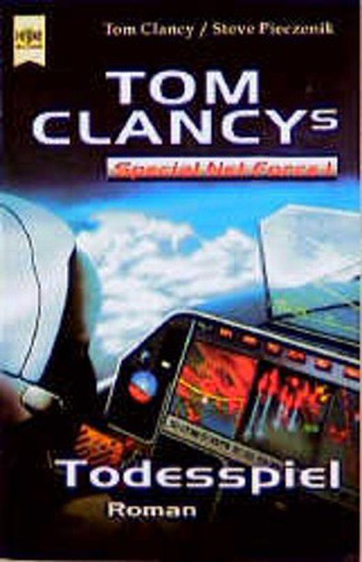 Tom clancy s special net force 1  todesspiel 9783453177604 xxl