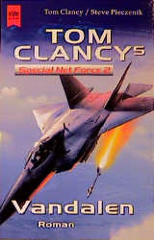 Tom clancy s special net force 2  vandalen 9783453177888 xxl