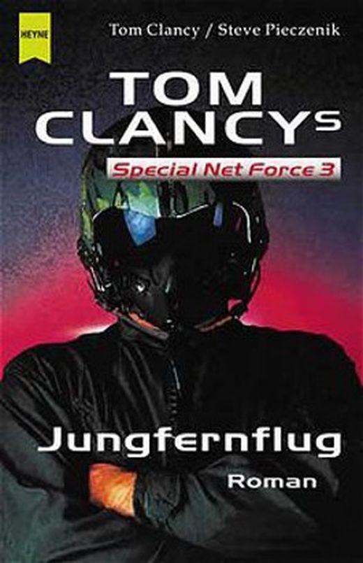 Tom clancy s special net force 3  jungfernflug 9783453199965 xxl