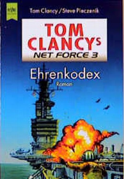 Tom clancy s net force 3  ehrenkodex 9783453171831 xxl