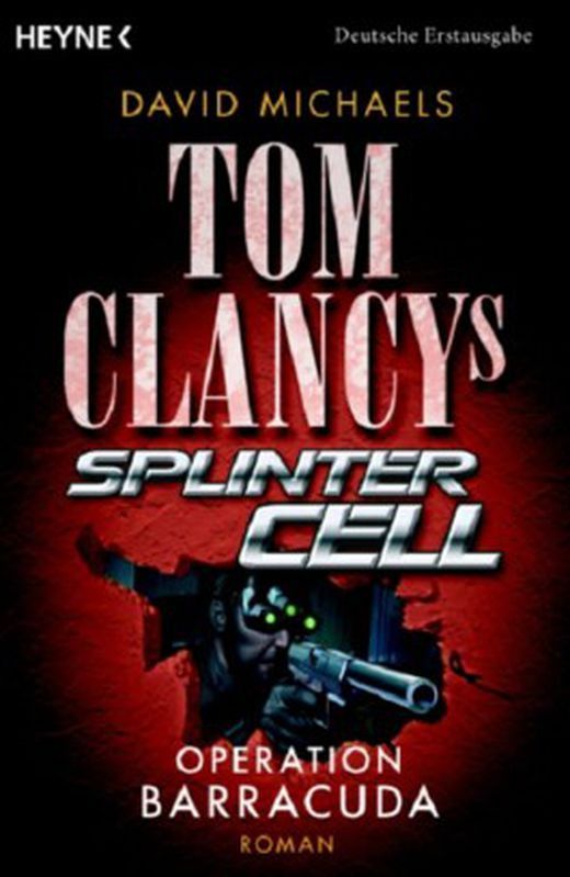 Splinter cell  operation barracuda 9783453431454 xxl