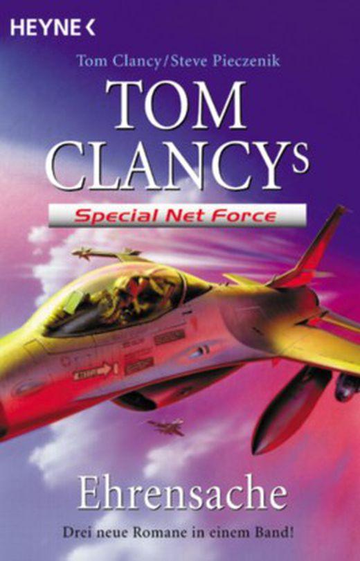 Tom clancy s special net force  ehrensache 9783453864320 xxl