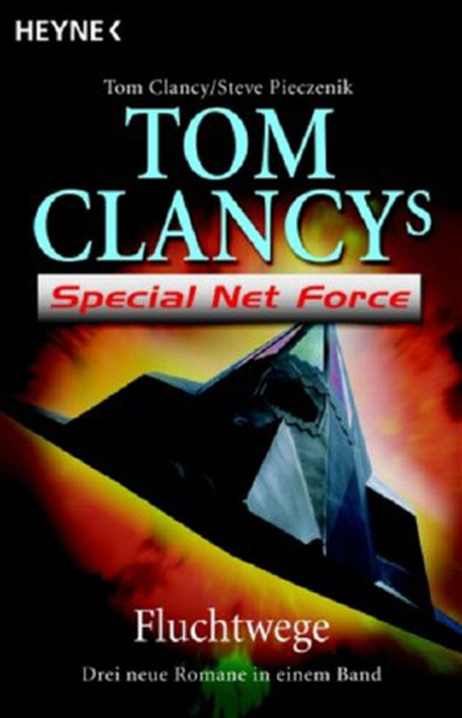 Tom clancy s special net force  fluchtwege 9783453431393 xxl