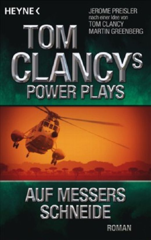 Tom clancys power plays  auf messers schneide 9783453721661 xxl