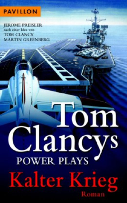 Tom clancys power plays  kalter krieg 9783453771680 xxl