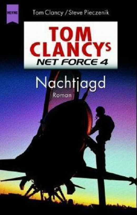 Tom clancy s net force 4  nachtjagd 9783453211315 xxl