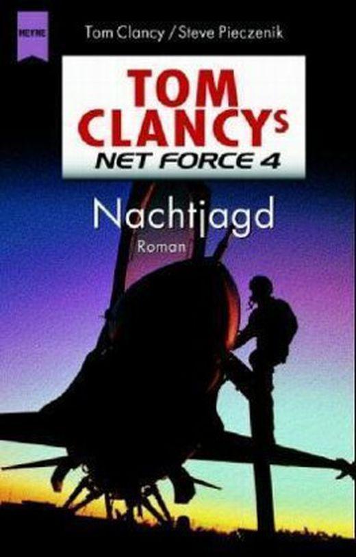 Tom clancy s net force 4  nachtjagd 9783453211315 xxl