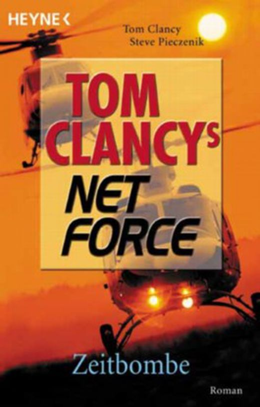 Tom clancy s net force 6  zeitbombe 9783453878174 xxl