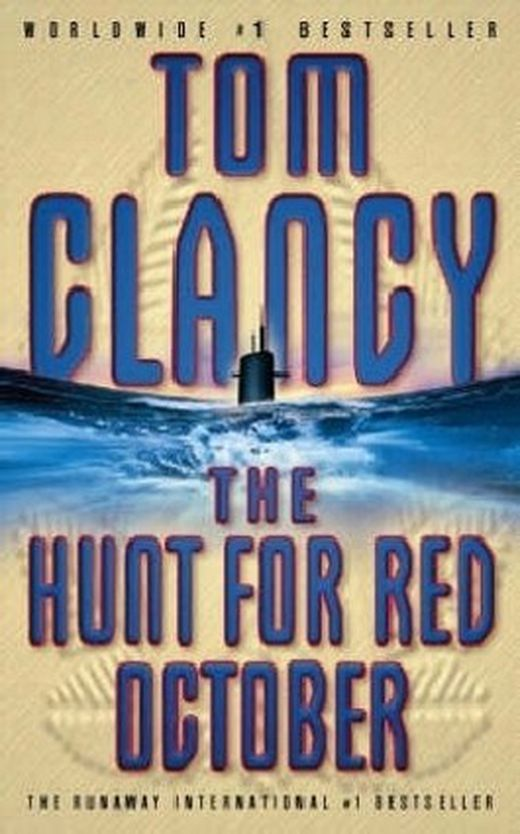 The hunt for red october 9780006172765 xxl