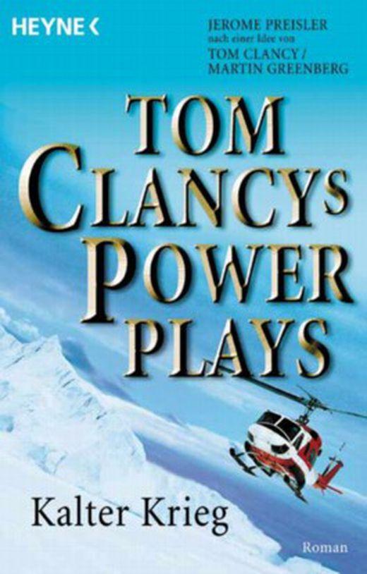Tom clancy s power plays  kalter krieg 9783453874015 xxl