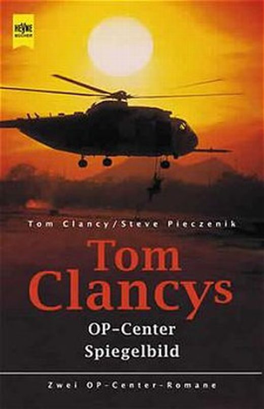Tom clancy s op center  tom clancy s op center  spiegelbild 9783453181076 xxl