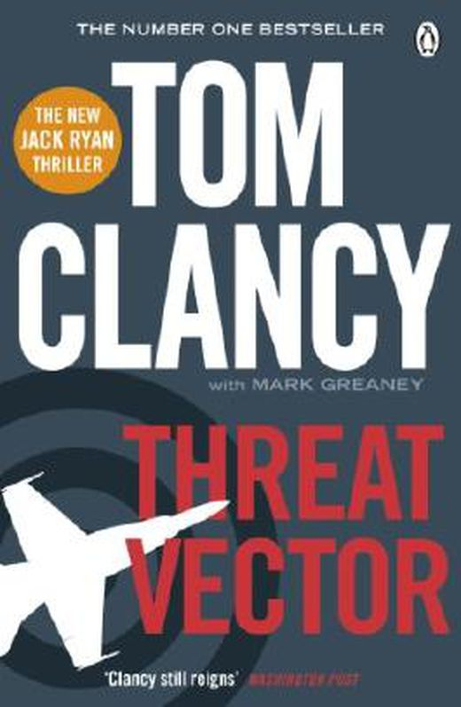 Threat vector  jack ryan jr 4  9780718198114 xxl