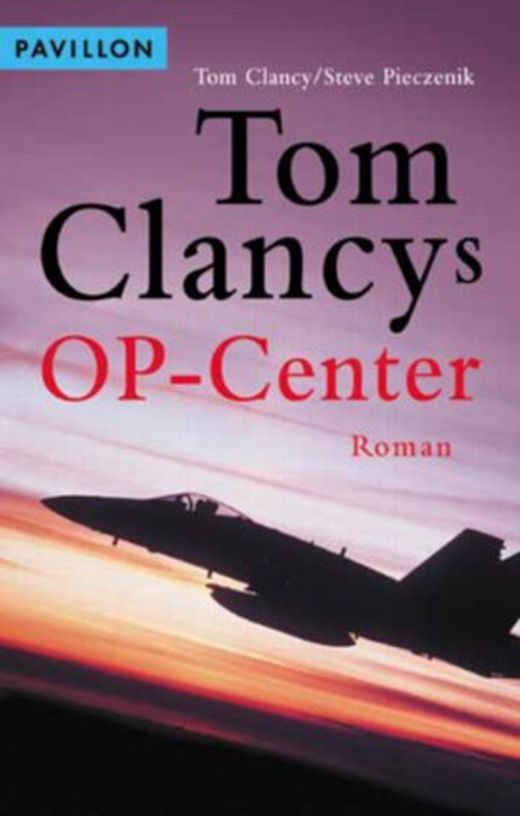 Tom clancys op center 9783453878709 xxl