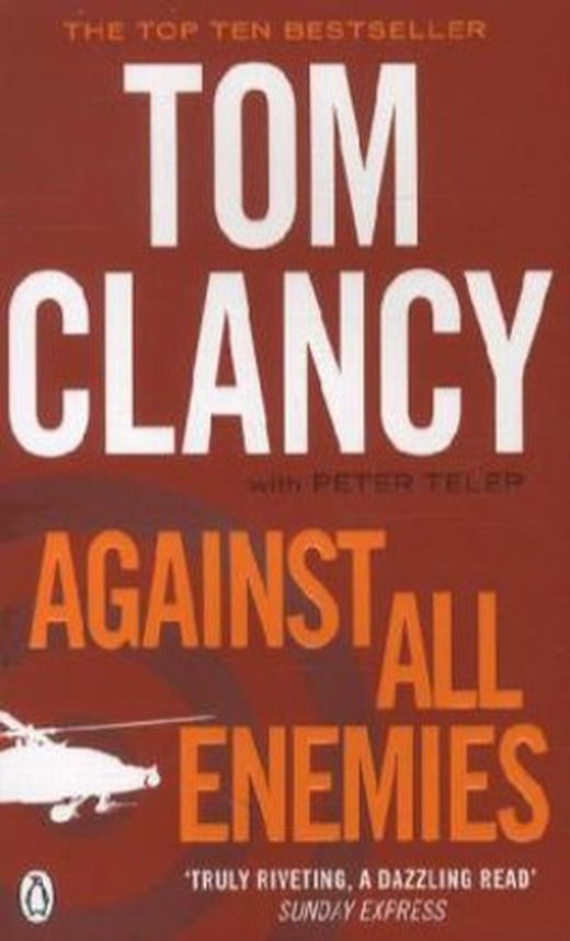 Against all enemies  gegen alle feinde  englische ausgabe 9780241961070 xxl