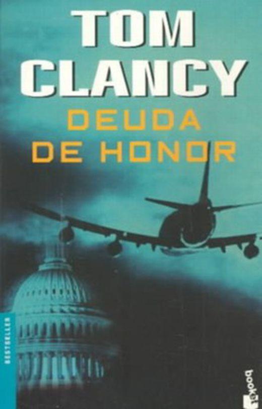Deuda de honor   debt of honor 9788408041573 xxl