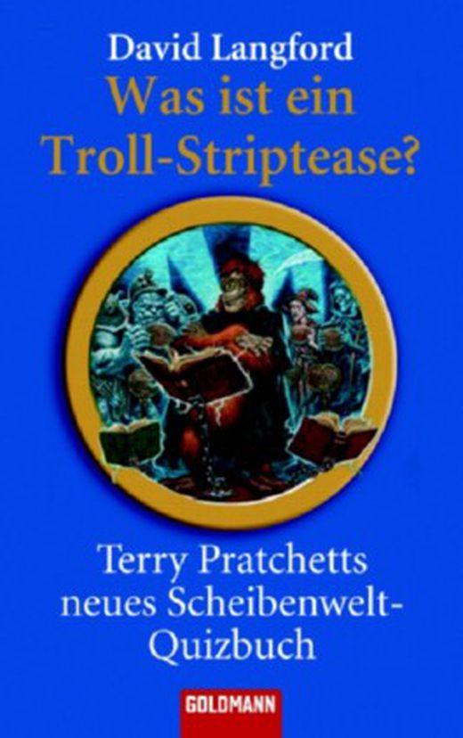 Was ist ein troll striptease  9783442462049 xxl