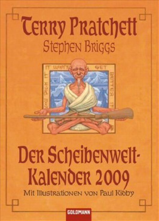 Der scheibenwelt kalender 2009 9783442467464 xxl