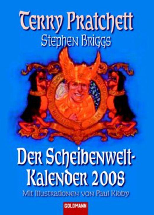 Der scheibenwelt kalender 2008 9783442464265 xxl