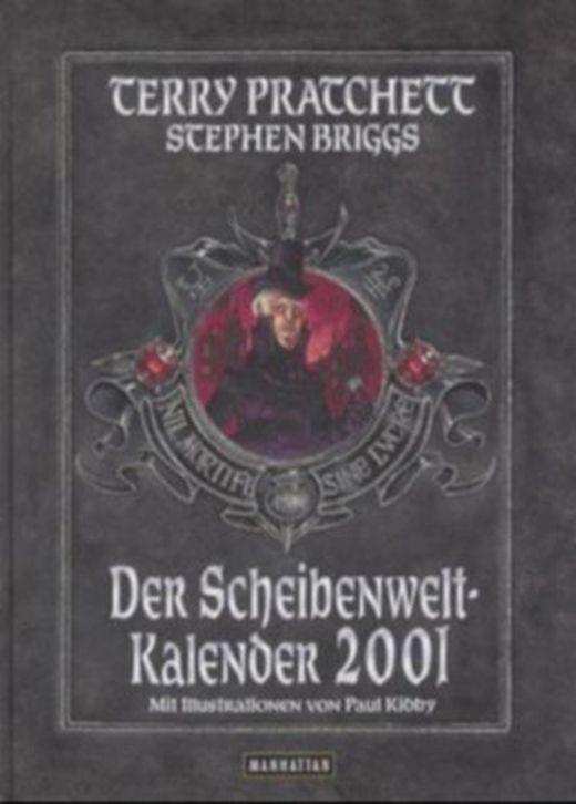 Der scheibenwelt kalender 2001 9783442545001 xxl