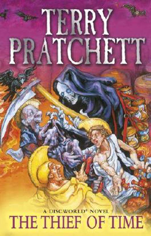 Thief of time   discworld novel 26   discworld series  9781407035284 xxl