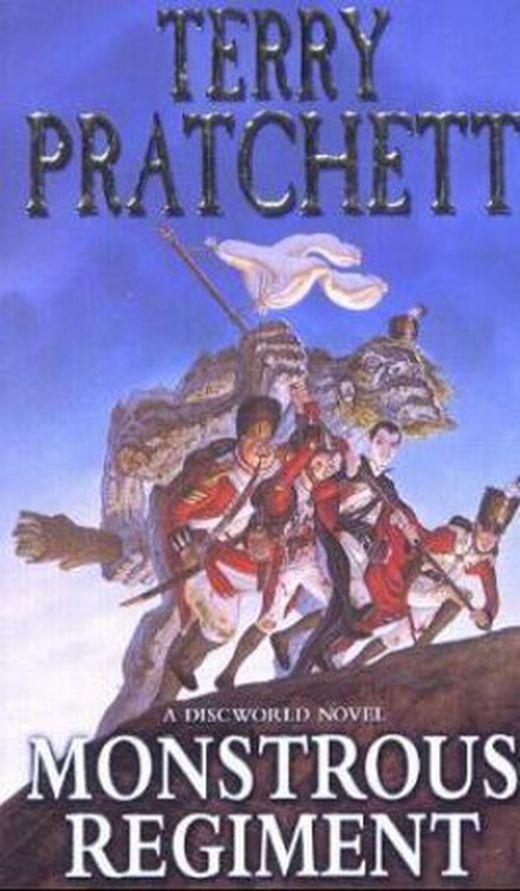 Monstrous regiment 9780552149419 xxl