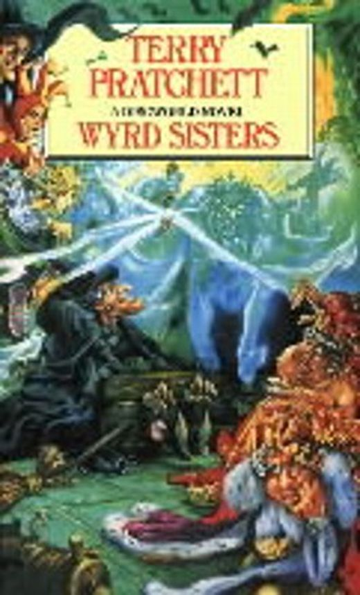 Wyrd sisters 9780552134606 xxl