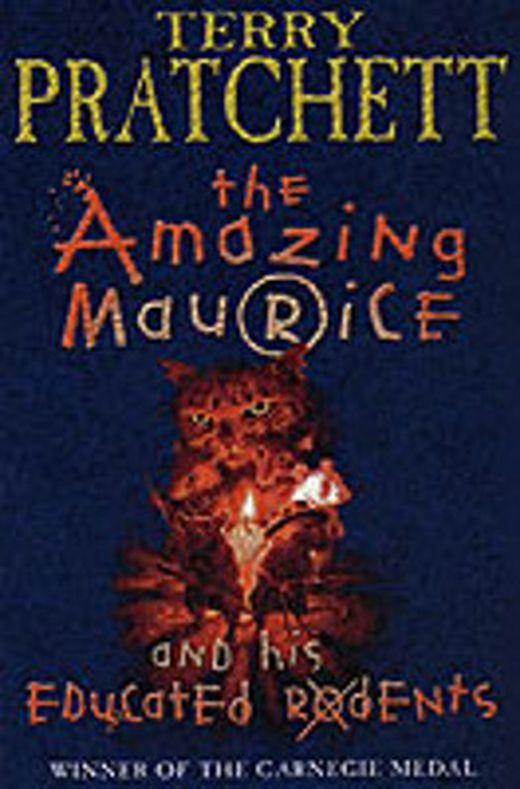 The amazing maurice and his educated rodents 9780552552028 xxl