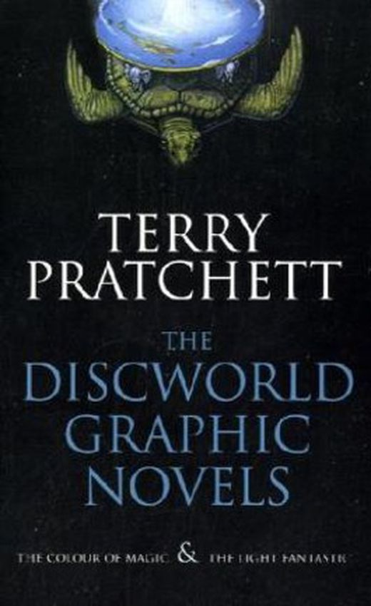 The discworld graphic novels 9780061833106 xxl